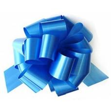 Бант Шар металлик Голубой