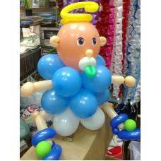 """Фигура из шаров """"Малыш"""" (мальчик) №2"""